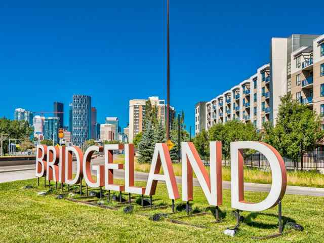 406, 38 9 Street NE in Bridgeland/Riverside Calgary MLS® #A1020352