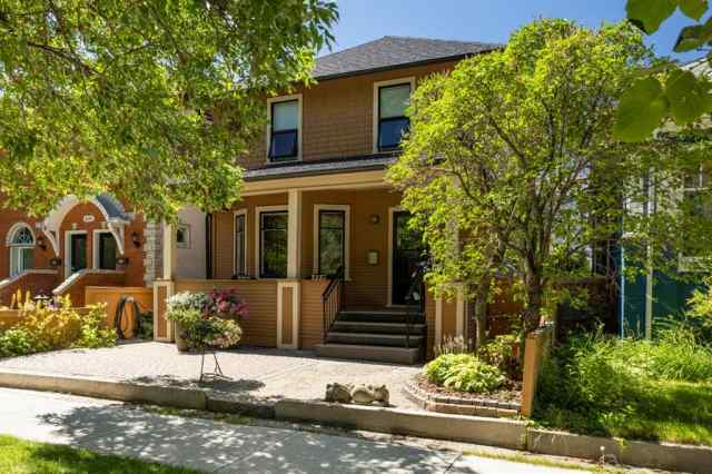 Hillhurst real estate 411 13 Street NW in Hillhurst Calgary