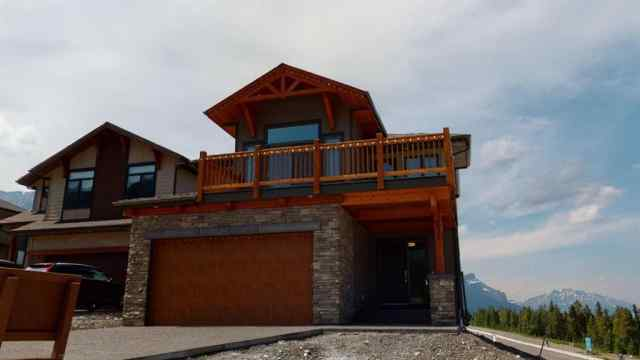 231 Stewart Creek Rise in Three Sisters Canmore