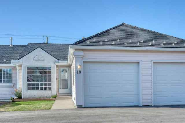 18, 209 WOODSIDE  Drive NW in Woodside Airdrie MLS® #A1020978