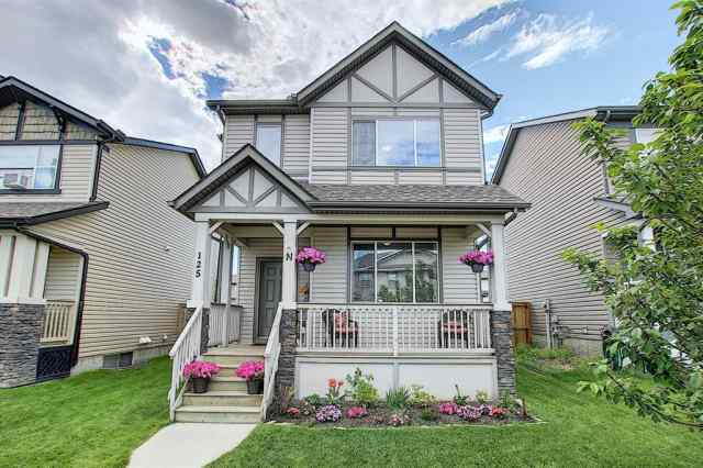 125 MORNINGSIDE  Gardens SW in Morningside Airdrie MLS® #A1020983