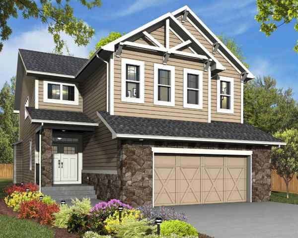 30 Coach Ridge  Point SW in Coach Hill Calgary MLS® #A1021082