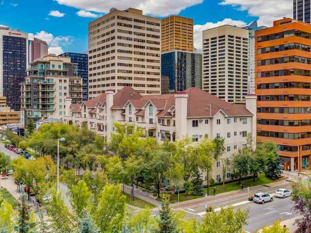 310, 777 3 Avenue SW in Eau Claire Calgary MLS® #A1021114