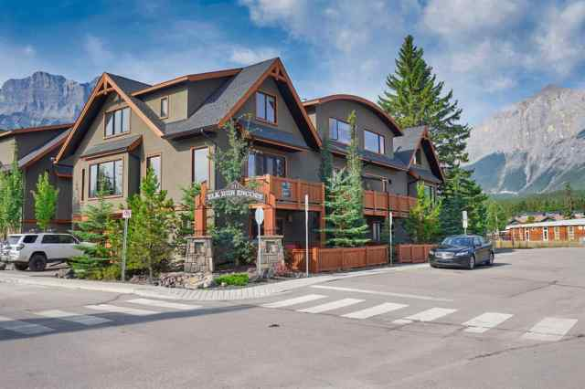6, 511 6 Avenue in South Canmore Canmore