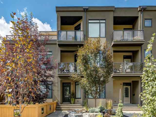 618 3 Avenue NW in Sunnyside Calgary MLS® #A1021194
