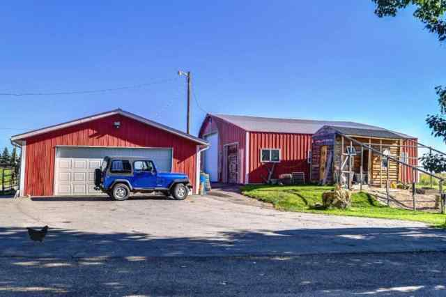 MLS® #A1021406 3442 Township Road 332  T4H 1P3 Rural Mountain View County