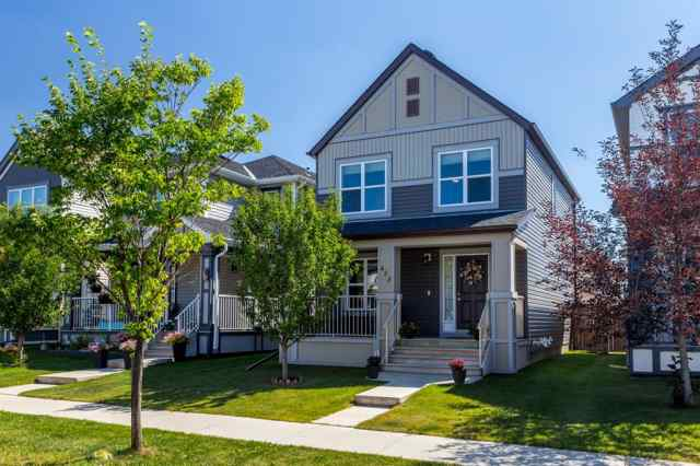 458 COPPERPOND Boulevard SE in Copperfield Calgary MLS® #A1021706