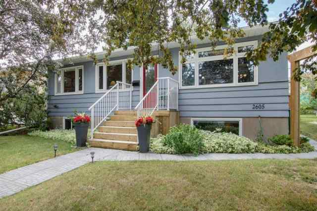 2603 MORLEY Trail NW in Banff Trail Calgary MLS® #A1021752
