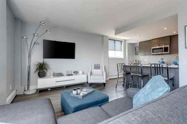 Unit-505-916 MEMORIAL Drive NW in Sunnyside Calgary MLS® #A1021783