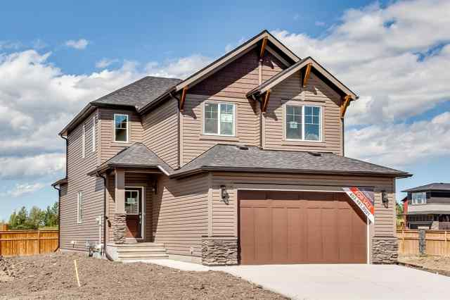 6 Fireside Terrace  in Fireside Cochrane MLS® #A1022001