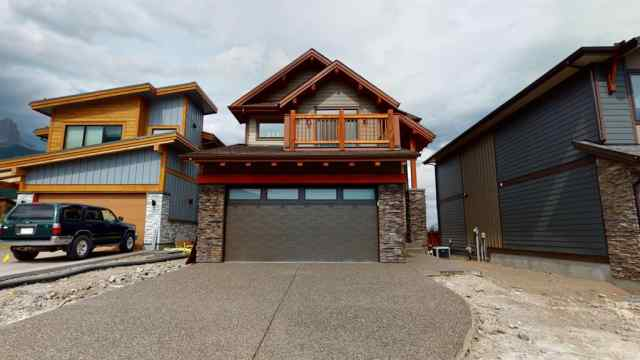 243 Stewart Creek Rise in Three Sisters Canmore