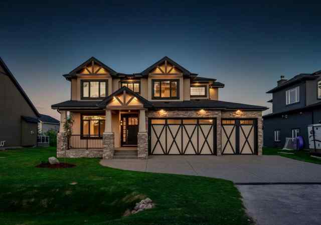 784 EAST LAKEVIEW Road SW in Kinniburgh Chestermere