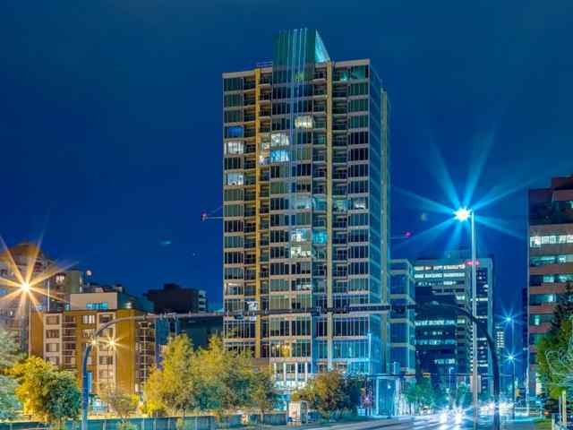 Downtown Commercial Core real estate 1602, 888 4 Avenue SW in Downtown Commercial Core Calgary