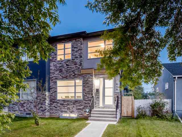 419 18 Avenue NW in  Calgary MLS® #A1022384