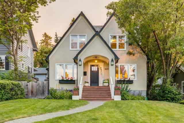 Scarboro real estate 1433 Shelbourne Street SW in Scarboro Calgary