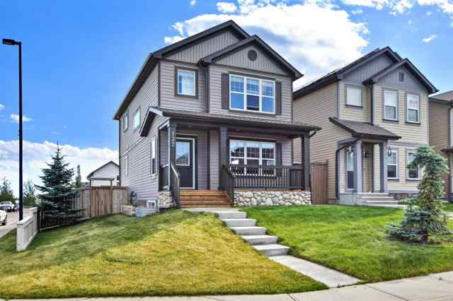 132 MORNINGSIDE  Manor SW in Morningside Airdrie MLS® #A1022539