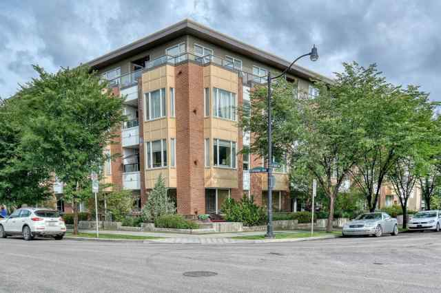 401, 1010 CENTRE Avenue NE in Bridgeland/Riverside Calgary MLS® #A1022737