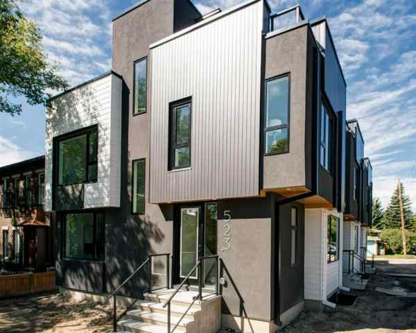 523 8 Street NE in Bridgeland/Riverside Calgary MLS® #A1022773