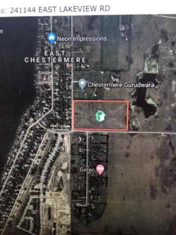 241144 EAST LAKEVIEW Road T1X 0M6 Chestermere