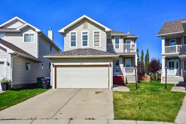 160 CORAL REEF Close NE in Coral Springs Calgary MLS® #A1022797
