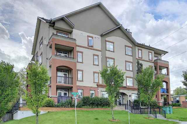 402, 2419 CENTRE Street NW in  Calgary MLS® #A1022819