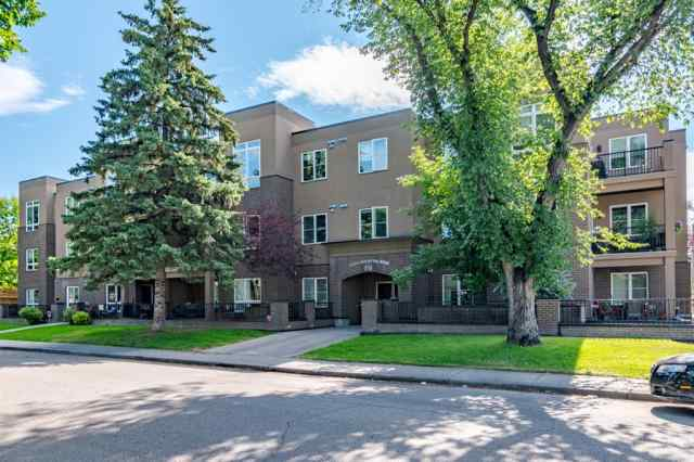 Unit-102-518 33 Street NW in Parkdale Calgary MLS® #A1023062