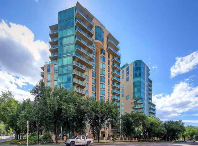203, 801 2 Avenue SW in Eau Claire Calgary MLS® #A1023397