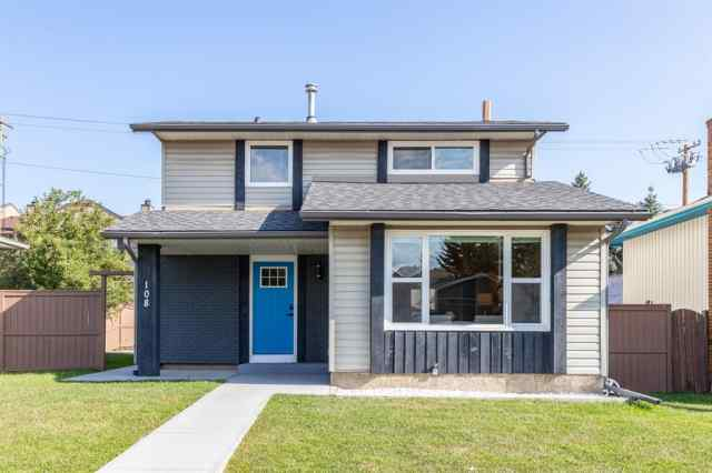 Canyon Meadows real estate 108 CANTRELL Drive SW in Canyon Meadows Calgary