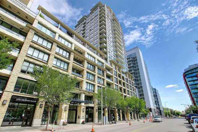 221, 222 RIVERFRONT Avenue SW in  Calgary