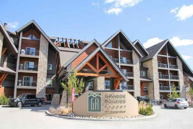Unit-419-901 mountain Street  in Bow Valley Trail Canmore MLS® #A1024985