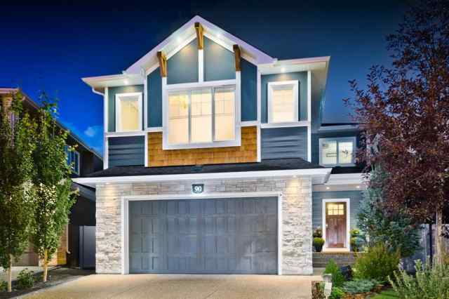 MLS® #A1025955 90 West Grove Point SW T3H 1V3 Calgary