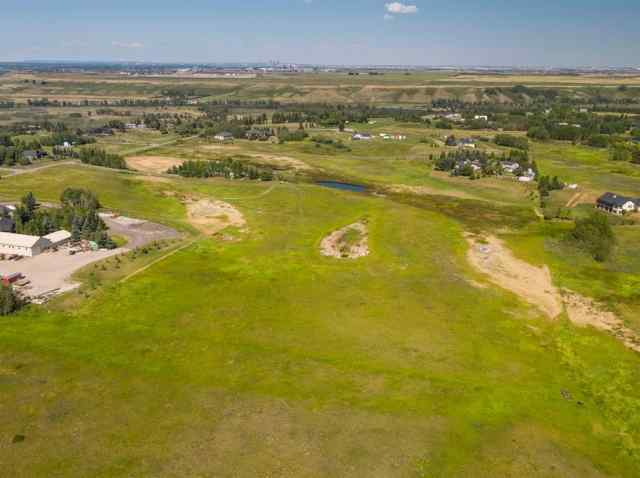 17ac NORTH of DUNBOW Rd 48 Street  in NONE Rural Foothills County MLS® #A1025960