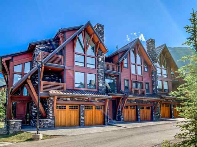 Unit-301-2100F Stewart Creek Drive  in Three Sisters Canmore MLS® #A1026088