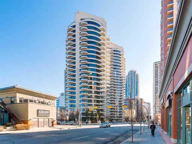 Unit-1702-1088 6 Avenue SW in Downtown West End Calgary MLS® #A1026107