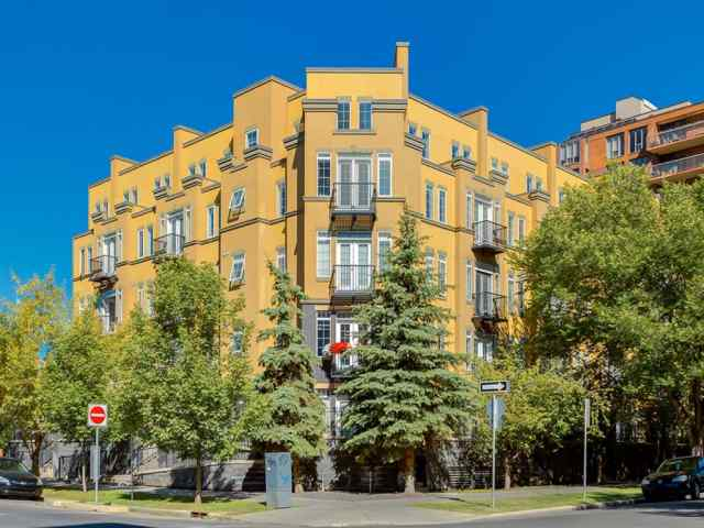 Unit-204-1000 15 Avenue SW in Beltline Calgary MLS® #A1026216