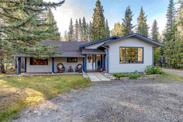 NONE real estate 89 WHITE Avenue in NONE Bragg Creek