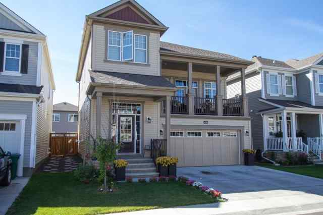435 WINDROW  Common SW in Windsong Airdrie MLS® #A1026734