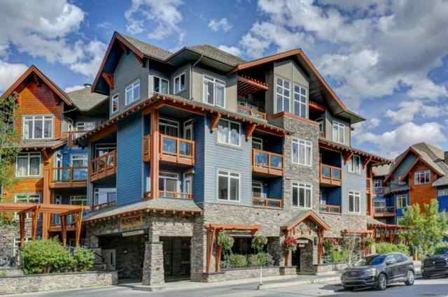 MLS® #A1026971 404, 170 Kananaskis Way T1W 0A8 Canmore