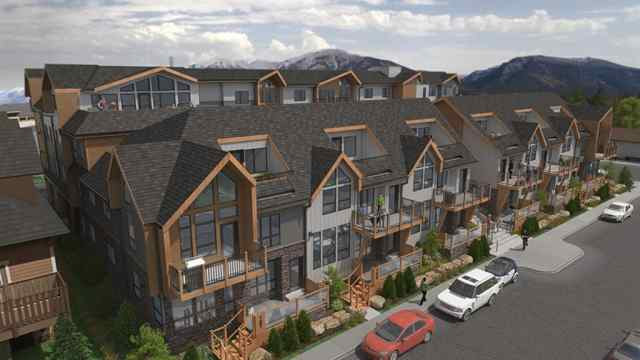 MLS® #A1027551 108, 810 7th Street T1W 2C8 Canmore