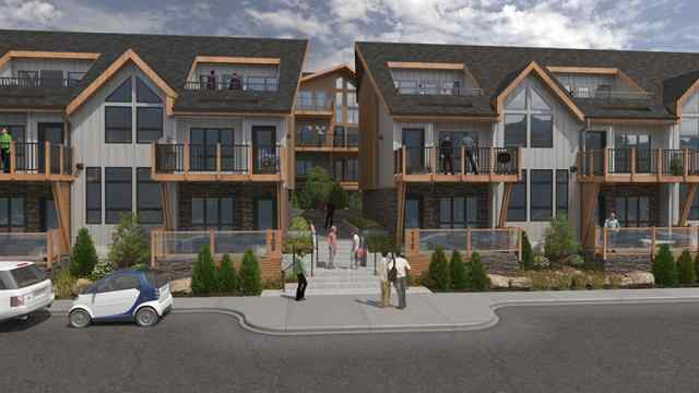 MLS® #A1027597 112, 810 7th Street T1W 2C8 Canmore