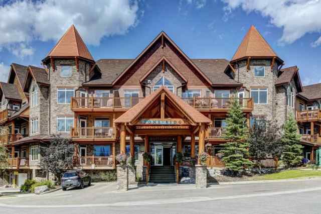 Bow Valley Trail real estate 111, 30 Lincoln  Park in Bow Valley Trail Canmore