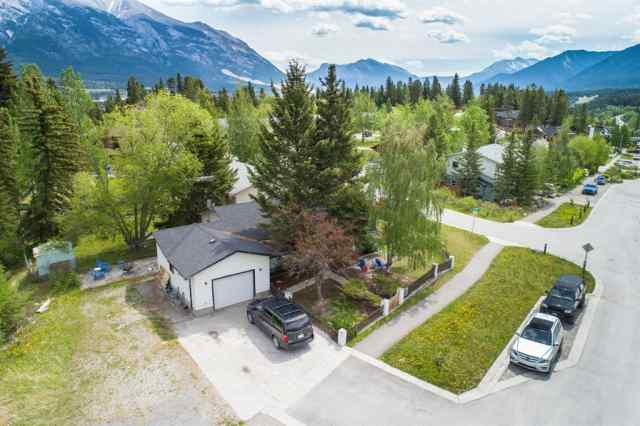 1 MacDonald Place in Hospital Hill Canmore MLS® #A1029347