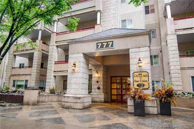 Unit-103-777 3 Avenue SW in Eau Claire Calgary MLS® #A1029394