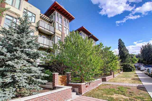 Lower Mount Royal real estate 301, 1720 10 Street SW in Lower Mount Royal Calgary