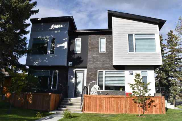 1, 4506 17 Avenue in Montgomery Calgary MLS® #A1030078