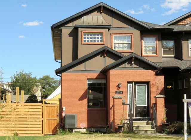 Highland Park real estate 3310 1 Street NW in Highland Park Calgary