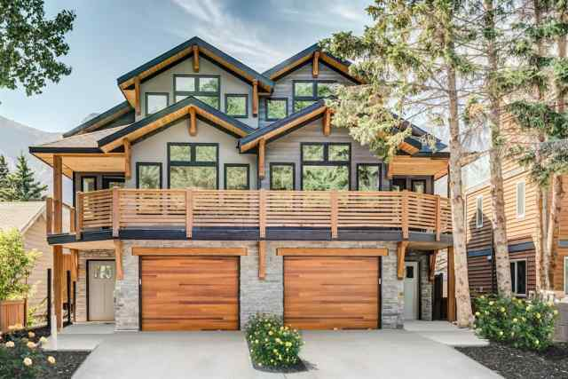 2, 1235 1st  Avenue in Teepee Town Canmore MLS® #A1031060