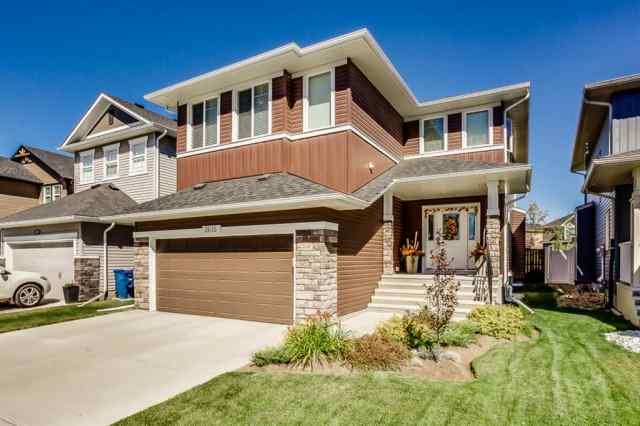 2615 Ravenslea Gardens SE in Ravenswood Airdrie MLS® #A1031402