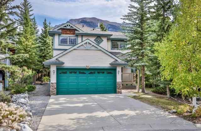 Avens/Canyon Close real estate 511 Grotto Road in Avens/Canyon Close Canmore