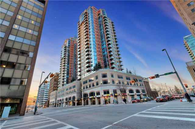 Downtown Commercial Core real estate 1604, 910 5 Avenue SW in Downtown Commercial Core Calgary